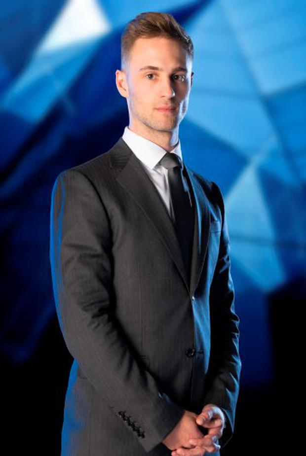 The Apprentice 2015 - Sam Curry