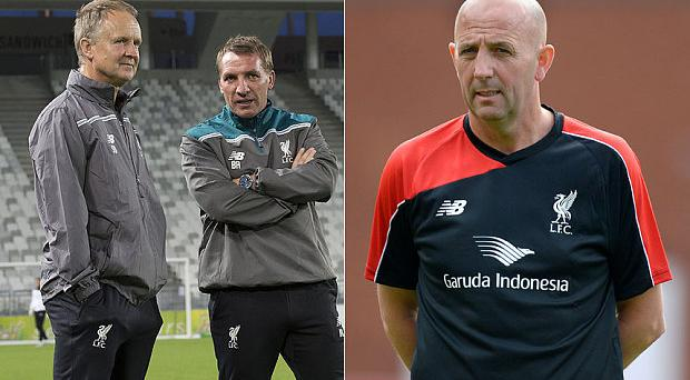 It's all change at Anfield, with the Brendan Rodgers era a distant memory