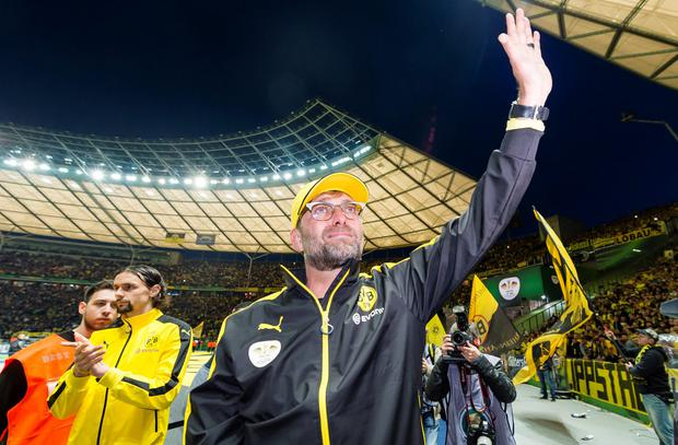 Klopp signed a three-year deal worth an estimated £7m per year, with the option for an extension should the 48-year-old meet the club's objectives of Champions League participation during his tenure