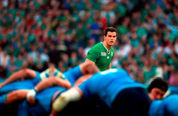 Ireland out-half Jonathan Sexton is again likely to targeted by giant French centre Mathieu Bastareaud