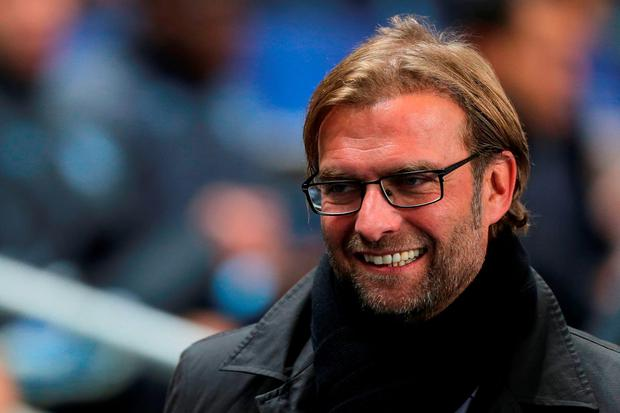 New Liverpool boss Jurgen Klopp