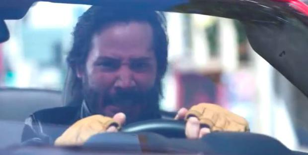 Keanu Reeves in A Reasonable Speed on Jimmy Kimmel