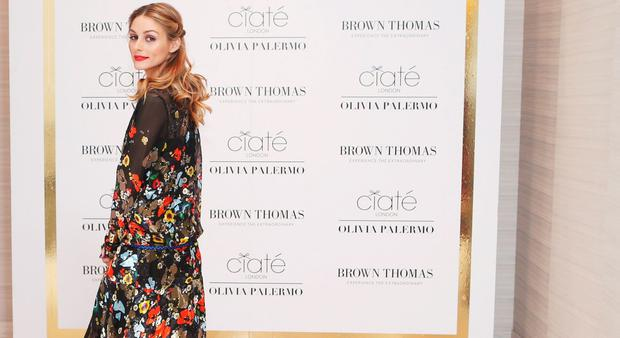 Fashion icon and Creative Director of Ciate London, Olivia Palermo officially launched the highly anticipated Olivia Palermo X Ciate London Make Up collection at Brown Thomas Grafton Street