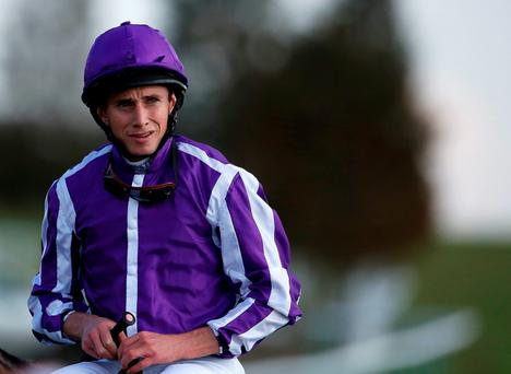 Ryan Moore flies in to partner four for Aidan O'Brien