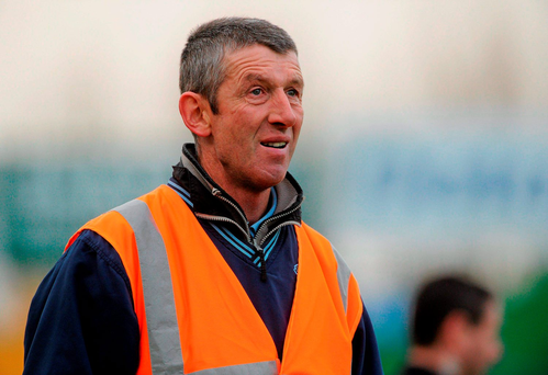Sean Stack believes that hurling people will understand the job he has to do tomorrow