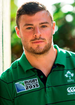 Robbie Henshaw said that the match against France will be a step up physically