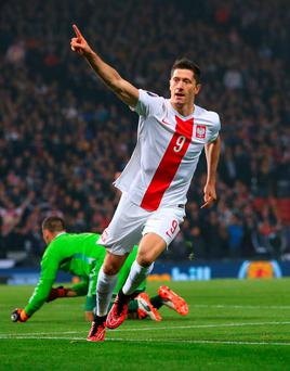 "Lewandowski ""Qualification is at our fingertips,"""