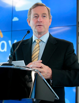 Enda Kenny has refused to end speculation over when he intends to call a general election