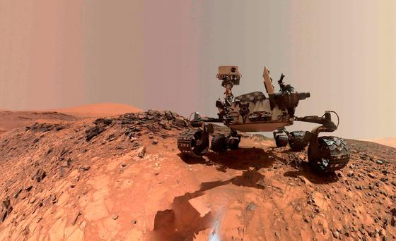 Nasa has divided the challenge of getting to Mars into three stages; Earth reliant, proving ground and Earth independent.