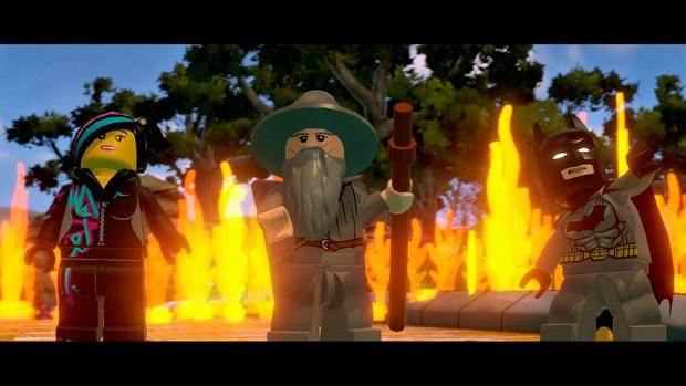 Lego Dimensions: Bringing together Wildstyle, Gandalf and Batman is no mean achievement