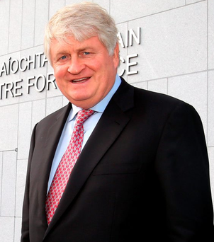 Denis O'Brien's decision may have been the right one in business terms