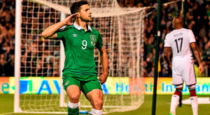 Shane Long magical winner against Germany in October 2015 was a rare international moment to savour