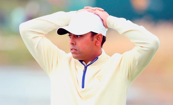 Anirban Lahiri: 'I would like to rewind and just change the last 10 seconds of it'