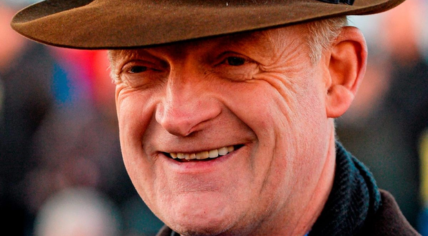 Champion jumps trainer Willie Mullins again showed his versatility by landing another major staying race on the Flat when Digeanta claimed in the Tote Irish Cesarewitch at the Curragh