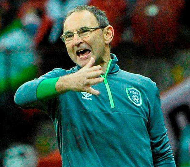 Results across the continent have not went in Martin O'Neill's favour