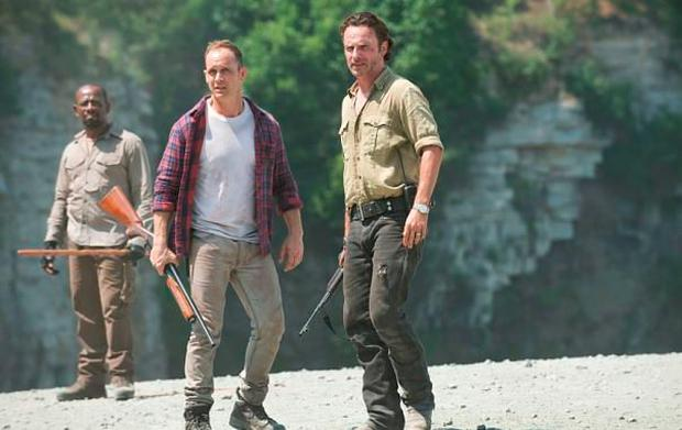 The Walking Dead series six sees the survivors still hanging on