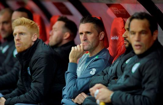Robbie Keane: 'To have a European Championship on your CV, that's an opportunity the lads certainly have to be mindful of'