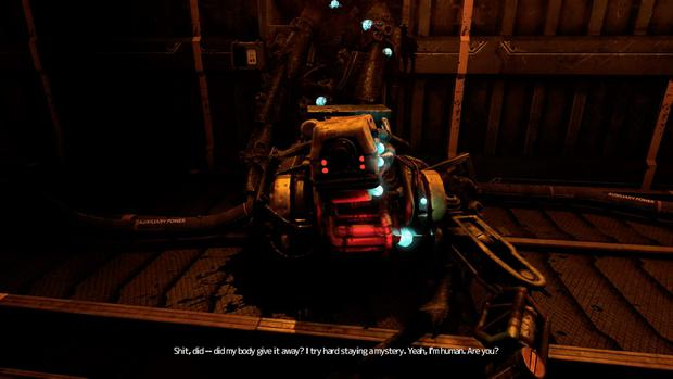 Soma: The robots tragically don't realise they're not human