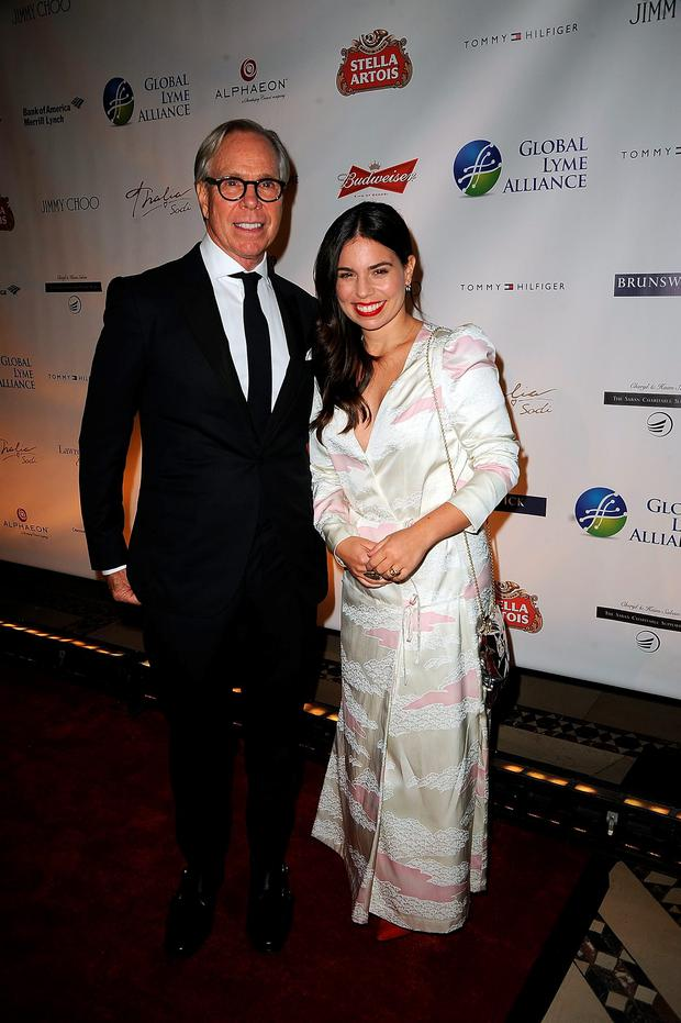 77aa9b3437c42c Tommy Hilfiger s daughter Ally describes her battle with Lyme ...