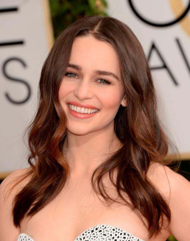 Game Of Thrones Star Emilia Clarke Named The Sexiest Woman Alive