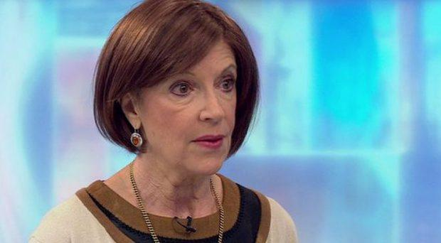 BBC journalist Sue Lloyd-Roberts