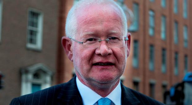 Chairman of the Revenue Commissioners Niall Cody
