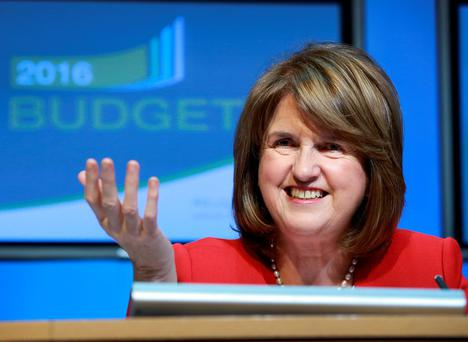 Tánaiste Joan Burton is understood to be one of the key proponents of reconfiguring the PRTB as a 'rent regulator'
