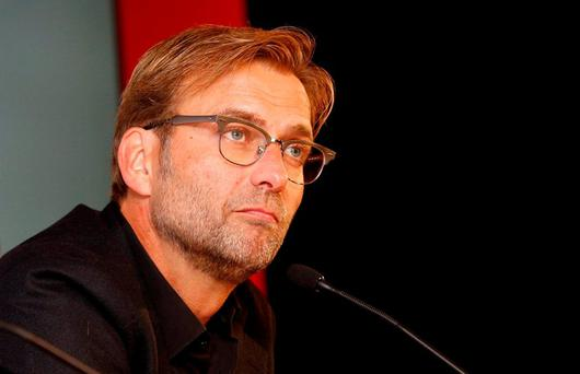 New Liverpool manager Jurgen Klopp Reuters / Craig Brough