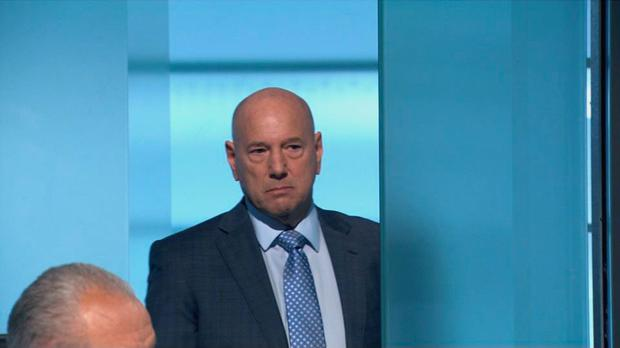 The formidable Claude Littner - the new Robin to Lord Sugar's Batman