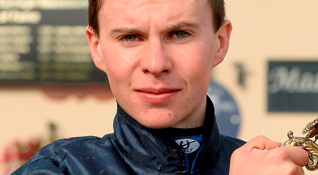 Jockey Joseph O'Brien will scale back his riding career next year