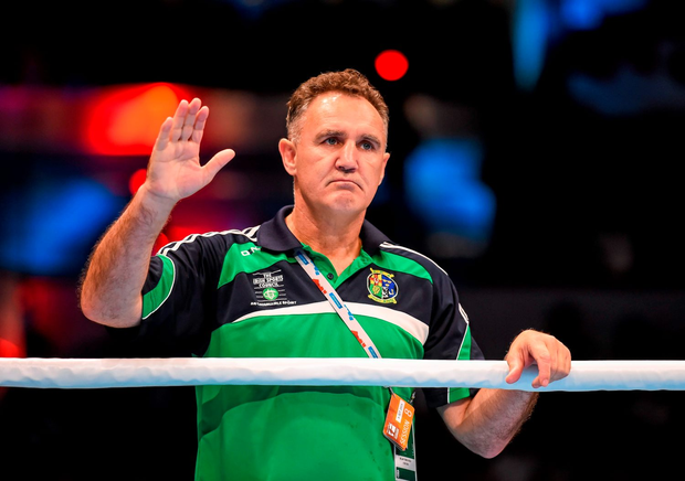 Billy Walsh has resigned from the IABA