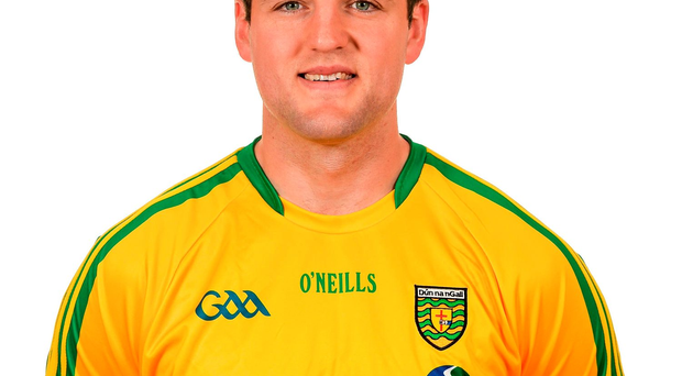 Donegal's Michael Murphy