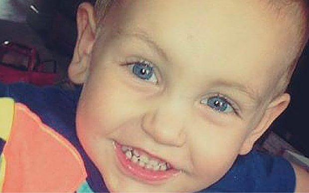 Jacob Jenkins has died after choking on a grape Photo: Facebook