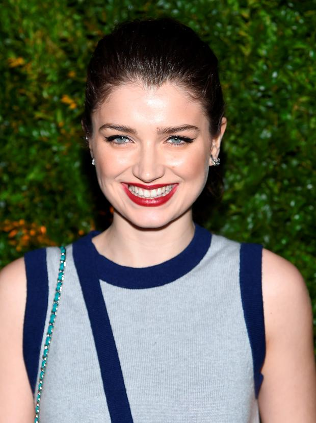 Eve Hewson attends the Chanel Dinner during the 2015 Tribeca Film Festival at Balthazar on April 20, 2015 in New York City. (Photo by Jamie McCarthy/Getty Images for the 2015 Tribeca Film Festival)
