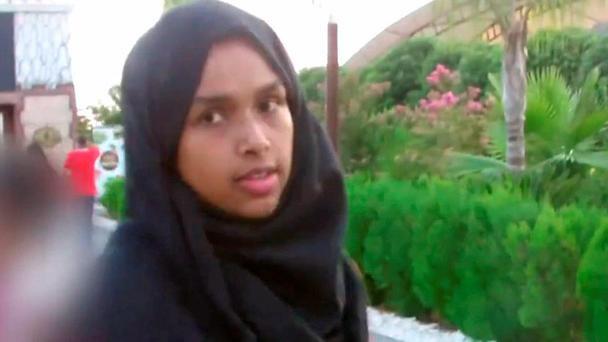 Shukee Begum says she went to Syria to find her husband who had left Britain to fight for ISIS