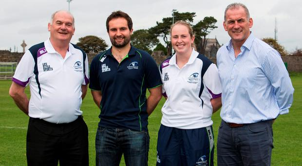 Connacht have launched a new community referee grade