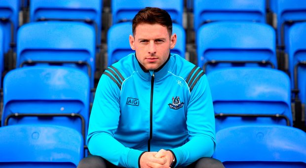 Dublin's Philly McMahon has been named the GAA writers' personality of the year