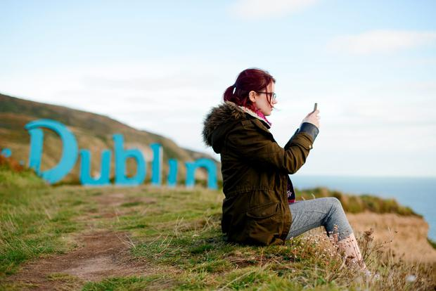 The new Dublin brand, unveiled as part of a new tourism marketing campaign by Fáilte Ireland.