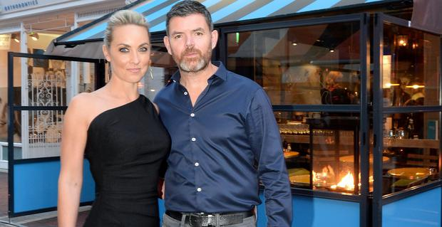 Kathryn Thomas at the launch of Catch 22 restaurant on South Anne Street Dublin. Picture: Justin Farrelly