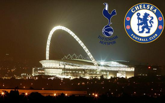 Spurs and Chelsea want to play at Wembley whilst their new stadiums are built