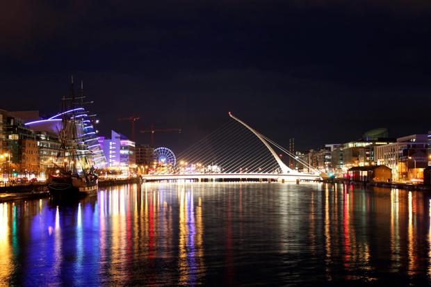 With restaurants, hotels and theatres, plus good transport connections, Dublin docklands has become a fashionable and trendy area to live in and visit.