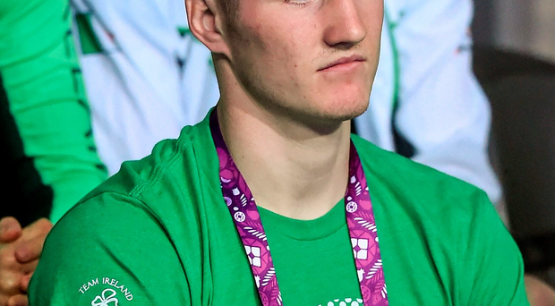 Michael O'Reilly will have one final chance to make Rio at the European qualifiers next year