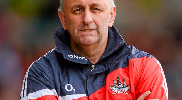 New Cork manager Peadar Healy