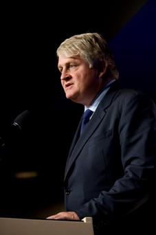LEGAL BATTLE: Denis O'Brien has taken action against Gavin O'Reilly and Karl Brophy