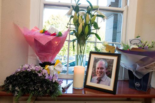 It's emerged that a man in his 20s defaced a book of condolences open to the public in Drogheda Garda Station on Tuesday