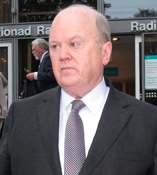 Michael Noonan: 'The many barriers to taking up employment include taxation'
