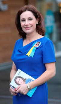 Fine Gael election candidate Josepha Madigan