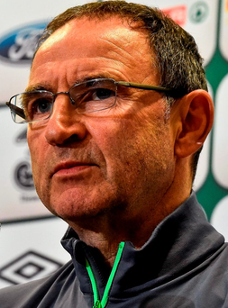 The prevailing hope at the present time is that manager Martin O'Neill will oversee qualification to Euro 2016