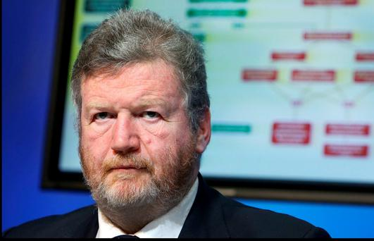 Minister for Children James Reilly