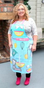 Tv3 - The Great Irish Bake Off Baker Sandra O Reilly from Malahide,Dublin Picture Brian McEvoy No Repro fee for one use